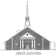 Simple Small Church Floor Plans Church Building Floor Plans by Church Plan 149 Lth Steel Structures