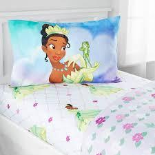 Disney Tiana Tiana Dreams Bedding Sheet Set Walmart Exclusive Princess And The Frog Sheets