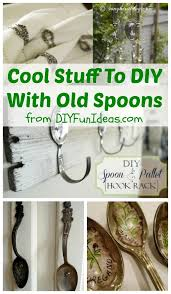 cool stuff to diy with spoons and a few forks do it