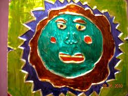 mexican foil suns mrs auvermann u0027s art class