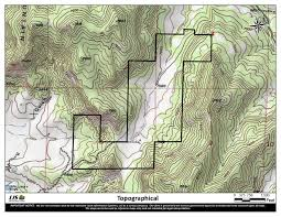 Colorado Gmu Map by Hidden Valley Ranch Colorado Ranch Real Estate For Sale Eagle