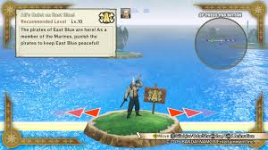One Piece World Map Review One Piece Pirate Warriors 3 Ps4 Ps3 Psv Pstv