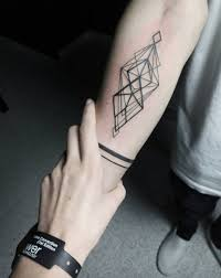 best 25 geometric tattoos ideas on pinterest geometric tattoo