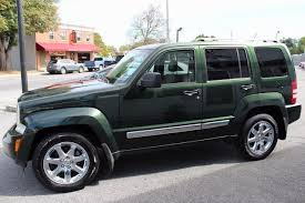 used jeep liberty rims 2011 used jeep liberty limited 4x4 power sunroof heated front