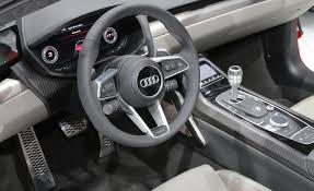 porsche 901 concept interior audi nanuk quattro concept abovav stay sharp stay cut