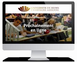 bureau virtuel urca reims univ reims bureau virtuel formation de l université de reims