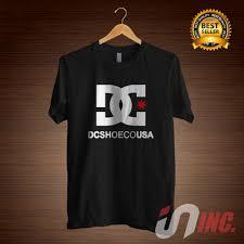 Baju Dc jual kaos tshirt baju dc dcshoecousa branded premium distro inc