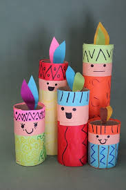 11 toilet paper roll thanksgiving crafts ideas for