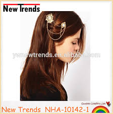 hair accessories for indian weddings indian wedding hair accessories gold jewelry chain headband
