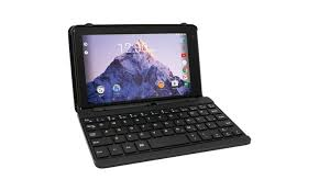 android tablets with keyboards rca voyager 7 16gb tablet with keyboard android 6 0