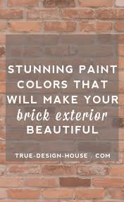best 25 brick exteriors ideas on pinterest brick houses