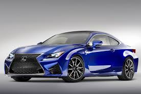 lexus sc400 blue 2015 lexus rc f debuts at 2014 detroit auto show automobile magazine