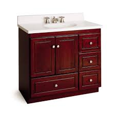 epic furniture for bathroom decoration with cherry wood bathroom