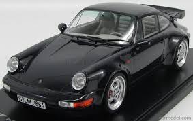 1990 porsche 911 blue gt spirit zm009 scale 1 12 porsche 911 964 turbo 1990 dark blue