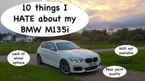 track my bmw location 10 things i about my bmw m135i m140i m235i m240i 1 series 2