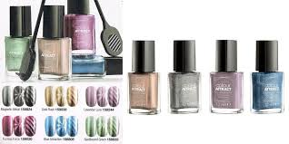 avon colour attract magnetic nail polish u2013 product review