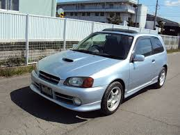toyota starlet glanza v 1997 used for sale