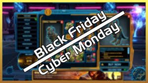 best upcoming cyber monday black friday deals swtor black friday cyber monday deals 2016 youtube