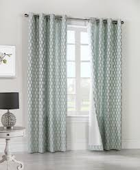 Criss Cross Curtains Insulated Curtains And Blackout Curtains Thermalogic Criss Cross