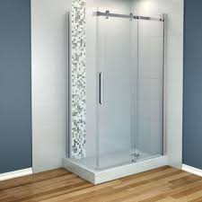 bathroom entrancing design ideas using brown laminate floor and