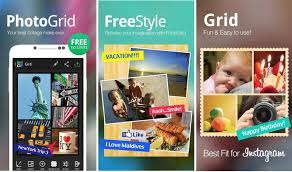 cara membuat instagram grid download photo grid for pc photo grid on pc andy android