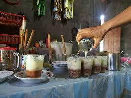Teh Telur cara membuat teh talua telur khas sumatera barat wira nurmansyah