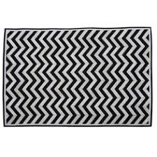 Black And White Zig Zag Rug A Black U0026 White Chevron Patchwork Rug Soft Cowhide Skin Leather