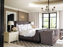 Lamps For Bedroom Nightstands Beige Drum Shade Bed Lamp On Small Nightstand Brown Satin Goblet