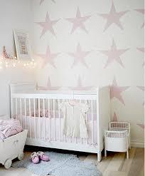 pochoir chambre bébé chambre deco etoile idées de décoration et de mobilier pour la