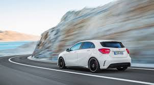 mercedes a45 amg 2014 mercedes a45 amg 2013 review by car magazine