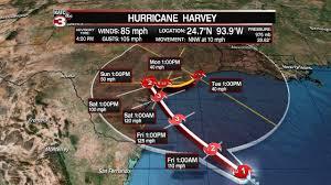 Weather Map Louisiana by Watch Rob U0027s Hurricane Harvey Update Tonight At 5 6 U0026 10 Katc