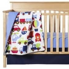 Vintage Airplane Nursery Decor Transportation Crib Bedding Foter