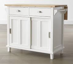 white kitchen carts imposing white polished kitchen island cart