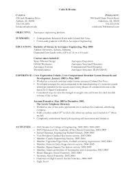 Resume Sample Of Undergraduate Student by Undergraduate College Student Resume Examples 2 Cover Letter