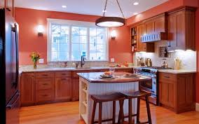 space for kitchen island to save space with a kitchen island