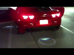 vip laser door light camaro