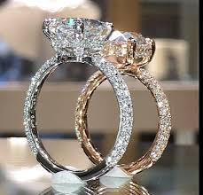 world best rings images The best wedding and engagement rings to mix stack vogue necklace jpg