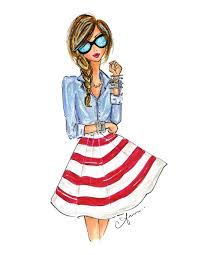 113 best illustration images on pinterest drawings fashion