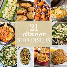 10 dinner side dishes the cookie rookie