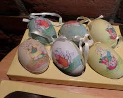 Buy Easter Decorations Australia by Vintage Easter Decor Etsy