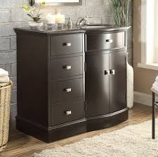 Granite Bathroom Vanity Adelina 40 Inch Espresso Finish Bathroom Vanity Black Galaxy