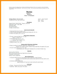 scholarship resume template scholarship resume templates 9 scholarship resume template college