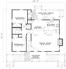 small cabin floor plans free small cabin floor plans with loft cottage designs floor plans