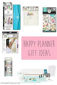 amberdowns net gift guide gifts for the happy planner lover