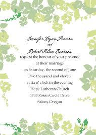 green leaves wedding invitations ing023 ing023 0 00