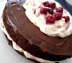 cheat u0027s choc cherry ripple cake recipe adaptors