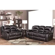 washington chocolate reclining sofa abbyson living brownstone premium top grain leather reclining sofa
