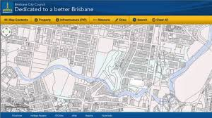 Mapping Tools Brisbane City Plan 2014 Guide To The Interactive Mapping Tool