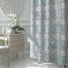 Unique Fabric Shower Curtains Fabric Shower Curtain Liner Gray Unique Shower Pale White Curtain