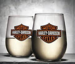 Harley Davidson Home Decor Catalog Home Collectibles Four Classic Shot Glasses Harley Davidson